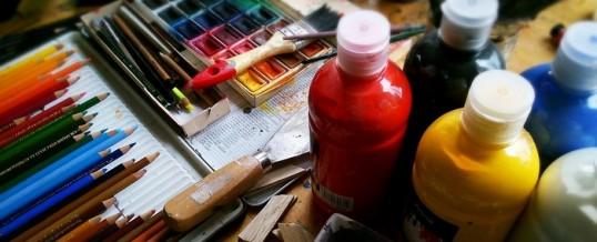 Introduction à l'art : cerner les différents supports de peinture