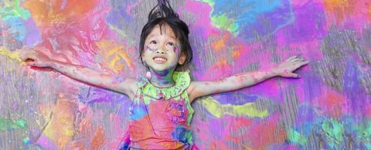 Pourquoi initier les enfants à l'art ?
